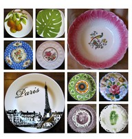 SHOP by Decorative Dish Motif